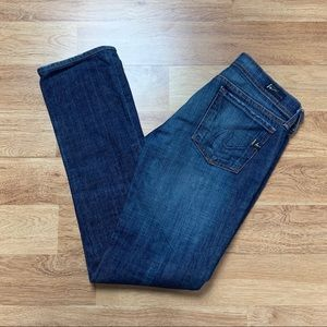 Citizens of Humanity Ava 142 Straight Leg Jeans